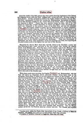 """Tarkalanri (Grandfather of Kakazai Pashtuns) Pashtuns in """"A Glossary of the Tribes and Castes of the Punjab and North-West Frontier Province: L.-Z, Volume III"""" by Denzil Ibbetson, Edward Douglas MacLagan (E. D. Maclagan) and Horace Arthur Rose (H. A. Rose) - Published 1914"""